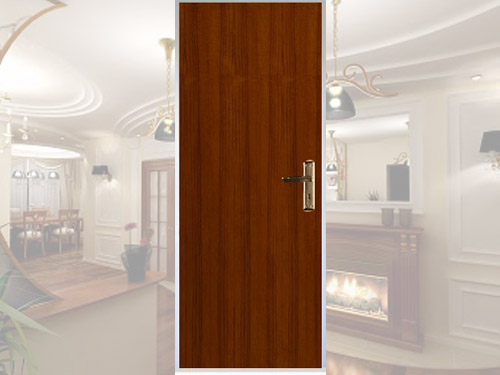 Prelaminated Flush Door