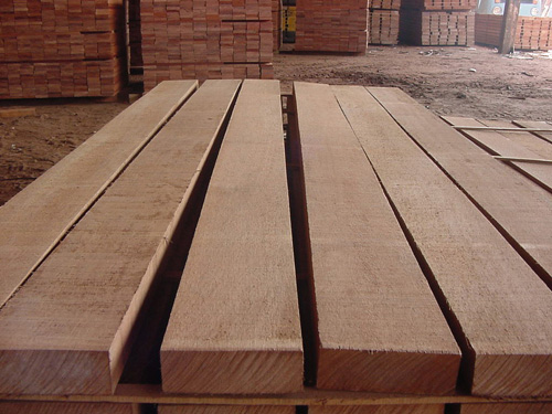 Red Meranti cut sizes at ASCO Enterprises