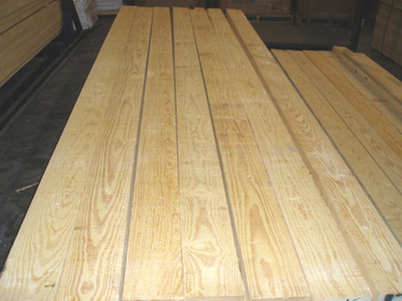 Southern Yellow Pine cut sizes at ASCO Enterprises