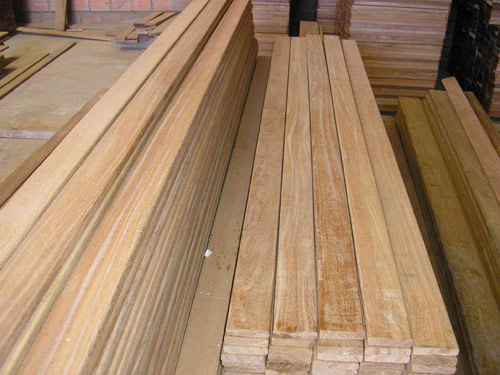 Yellow Meranti cut sizes at ASCO Enterprises